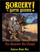 Sorcery & Super Science!