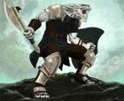 Pozas Prime: Dragonborn Warlord