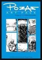 Pozas Art Pack: Fantasy vol. 14- Foreboding Locales