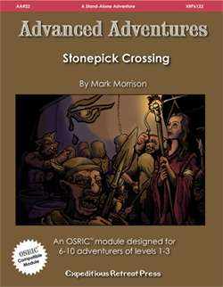 Advanced Adventures 22 Stonepick Crossing Expeditious