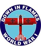 Down In flames WWI Card Game