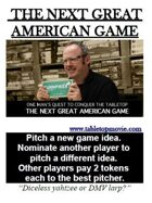 WGE promo Great American Game