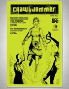 Crawljammer zine no. 2
