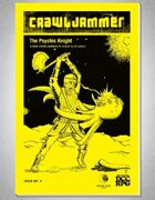 Crawljammer zine no. 3