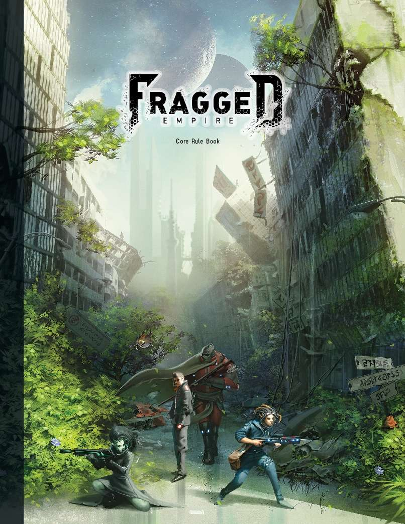 Fragged Empire - Core Rule Book