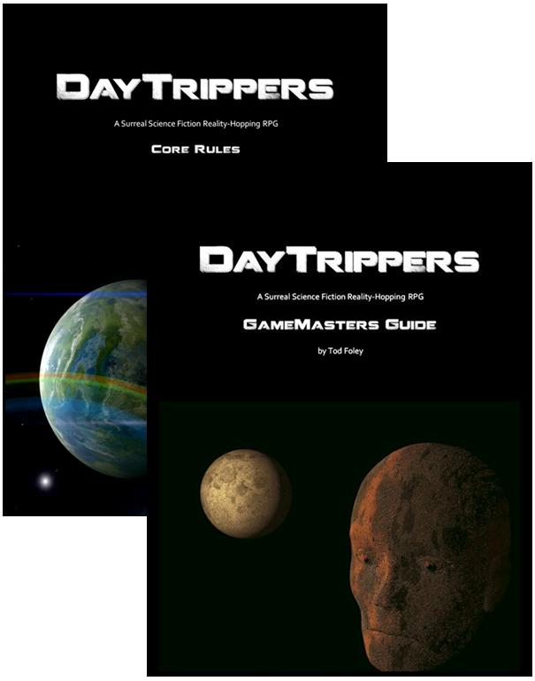 DayTrippers GameMaster Set (PDF) [BUNDLE]