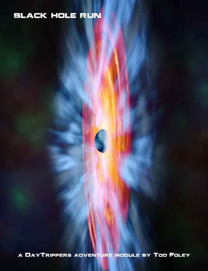 Black Hole Run - a DayTrippers Adventure