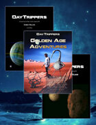 DayTrippers Golden Age GM Set (Print+PDF) [BUNDLE]