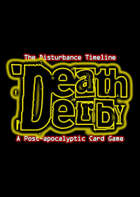 Death Derby: A Post-apocalyptic Card Game PDF bundle [BUNDLE]