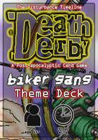 Death Derby: Biker Gang Theme Deck
