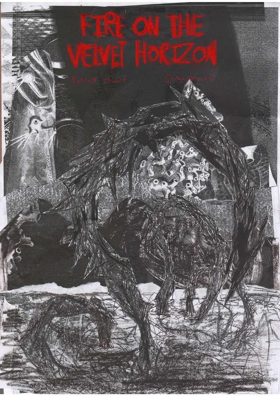 Fire On The Velvet Horizon - False Machine Publishing | DriveThruRPG.com
