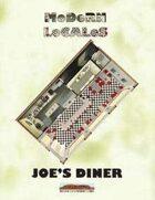 Modern Locales: Joe's Diner