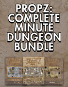 Propz: Complete Minute Dungeon [BUNDLE]