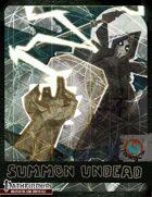 Summon Undead