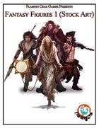 Fantasy Characters 1 (Stock Art)