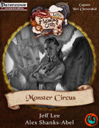 Letters from the Flaming Crab: Monster Circus