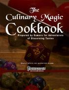 The Culinary Magic Cookbook (Metric)