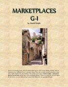 Marketplaces G-I