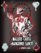 Malleus Carta: Sanguinus Sancti