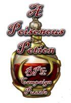 A Poisonous Puzzle - RPG Fantasy Puzzle