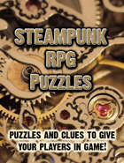 Steampunk RPG Campaign Puzzles