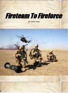 Fireteam to Fireforce