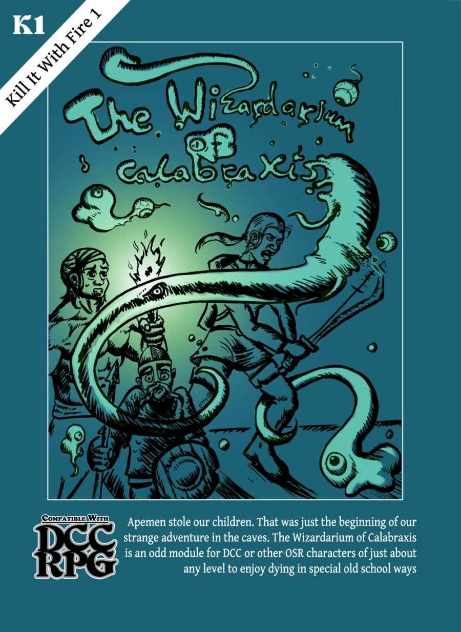 The Wizardarium of Calabraxis