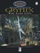Grynix: The Lost City