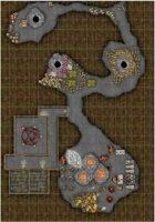 Cult Cavern Battle map