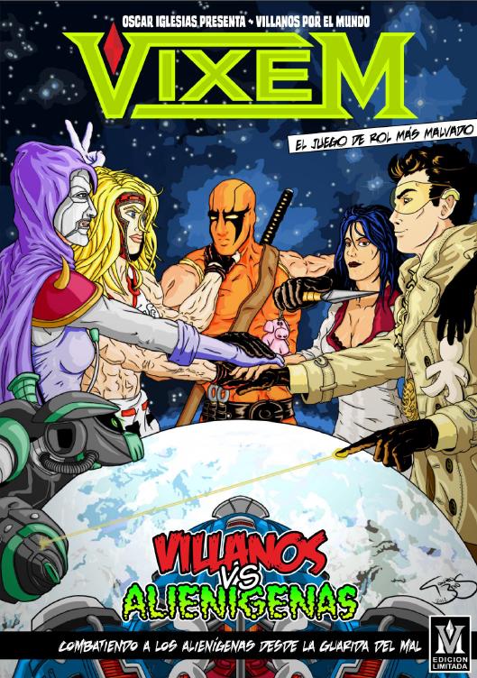 VixeM (edición en castellano)
