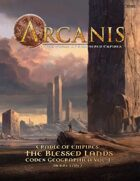 Arcanis - The Blessed Lands Sourcebook