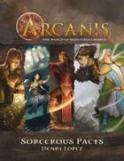 Arcanis - Sorcerous Pacts