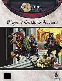 Player's guide to arcanis: paradigm concepts; inc. : 9781931374248.