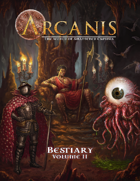 Arcanis Bestiary Vol. II