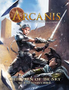 Arcanis - Children of the Sky: The Kio Sourcebook