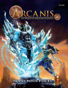 Arcanis 5E Sorcerous Pacts