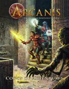 Arcanis - Codex of Adventures, vol. I (ARG Edition)