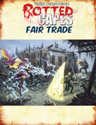Rotted Capes - Fair Trade