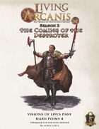 Living Arcanis 5E HP 2-4 Visions of Lives Past