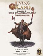 Living Arcanis 5E HP 2-5 Vexing Priests
