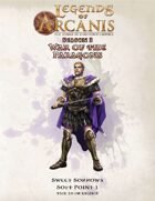 Legends of Arcanis Sweet Sorrow SP 3-1