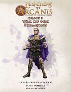 Legends of Arcanis Ten Thousand Years! SP 3-3