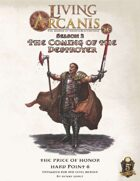 Living Arcanis 5E HP 2-6 The Price of Honor