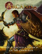 Arcanis 5E - Knightly Order of the Phoenix