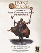 Living Arcanis 5E HP 2-15 We Do What We Must