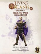 Living Arcanis 5E HP3-02 Divided Loyalties