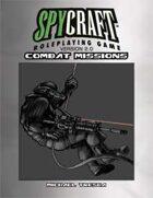 Spycraft: Combat Missions