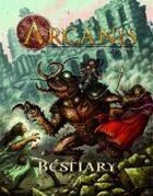 Arcanis Bestiary - Arcanis RPG