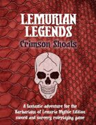 Lemurian Legends: Crimson Shoals
