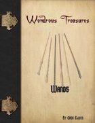 Wondrous Treasures - Wands
